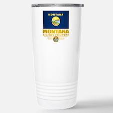 Montana Pride Stainless Steel Travel Mug