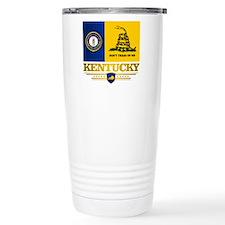 Kentucky Gadsden Flag Travel Mug
