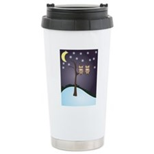 Owl Pals Travel Mug