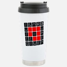 gimme1 Stainless Steel Travel Mug