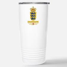Denmark COA(Flag 10).png Stainless Steel Travel Mu
