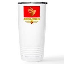 Languedoc-Roussillon (Flag 10).png Travel Mug