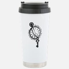 The Time is Now! Design Travel Mug