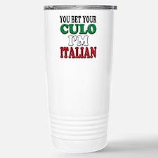 Italian Saying Travel Mug