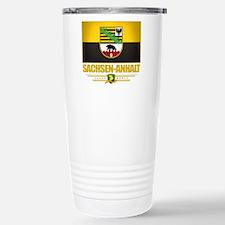 Sachsen-Anhalt (Flag 10).png Travel Mug