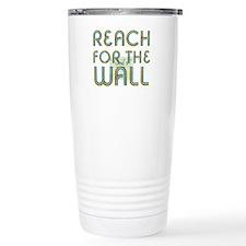 Swim Slogan Teepossible Travel Mug