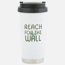 Swim Slogan Travel Mug