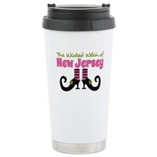 Wicked Witch of New Jersey Travel Mug