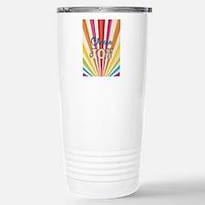 Choose Joy Stainless Steel Travel Mug