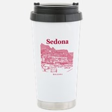 Sedona Stainless Steel Travel Mug