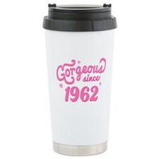 Gorgeous Since 1962 Stainless Steel Travel Mug