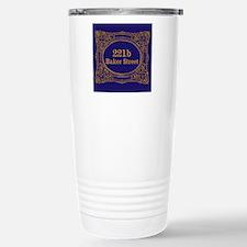 221b Baker St Travel Mug