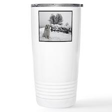 Great Pyrenees Travel Coffee Mug