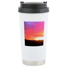 My Perfect Sunset Cat Forsley Designs Travel Mug