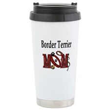 Border Terrier Mom Travel Mug