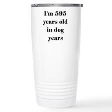 85 dog years 3-3 Travel Mug