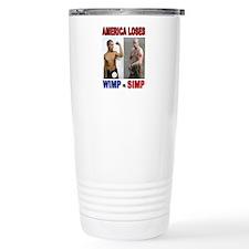 PUTIN WINS Travel Mug