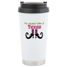 Wicked Witch of Texas Travel Mug