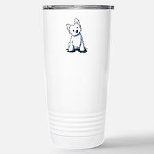 Westie Sweetness Travel Mug