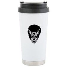 Day of The Dead Bride Travel Coffee Mug