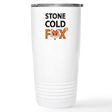 Stone Cold Fox Travel Mug