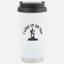 Like it on Top Stainless Steel Travel Mug