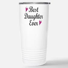 Best Daughter Ever Travel Mug