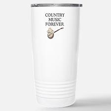 Country Music Forever Travel Mug