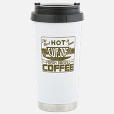Hot Cup of Joe Coffee Travel Mug