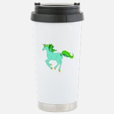 Unique Gastroschisis awareness ribbon Travel Mug