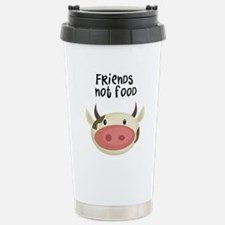 friends not food Travel Mug