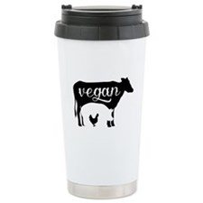 friends not food Travel Coffee Mug