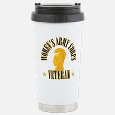 Women's Army Corp [WAC] Travel Mug