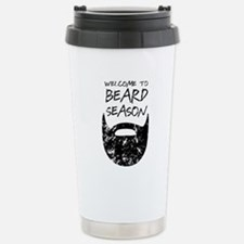 Welcome to Beard Season Travel Mug