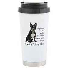 Frenchie Mom Travel Mug
