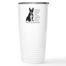 Frenchie Dad Travel Mug