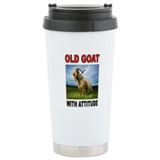 OLD GOAT Travel Mug