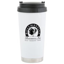 Bullmastiff Rescuers Stainless Travel Mug