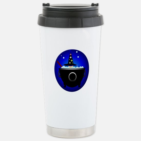 Wizard Potions Stainless Steel Travel Mug