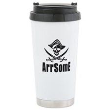 Arrsome Travel Mug