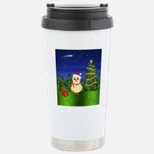 Christmas Chickv2 Travel Mug