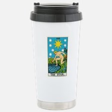 THE STAR TAROT CARD Stainless Steel Travel Mug