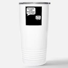 Shakespeare in the Dark Travel Mug
