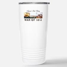 War of 1812 Stainless Steel Travel Mug