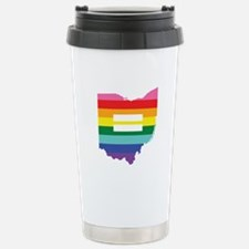 Ohio equality Travel Mug