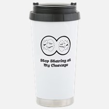 Cleavage Stainless Steel Travel Mug