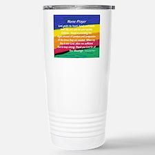 Nurse Prayer Bag Travel Mug