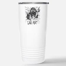 Lab Rat Stainless Steel Travel Mug