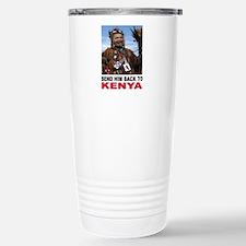 BARACK GO BACK Travel Mug