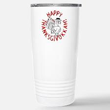 Happy Thanksgivukkah! Travel Mug